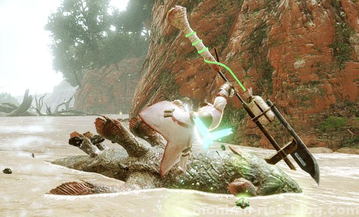 泥魚竜「ジュラトドス」:モンスターの種別