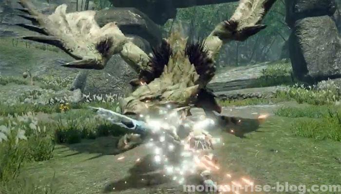 雌火竜「リオレイア」:モンスターの種別