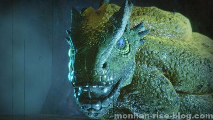 水獣「ロアルドロス」:モンスターの種別