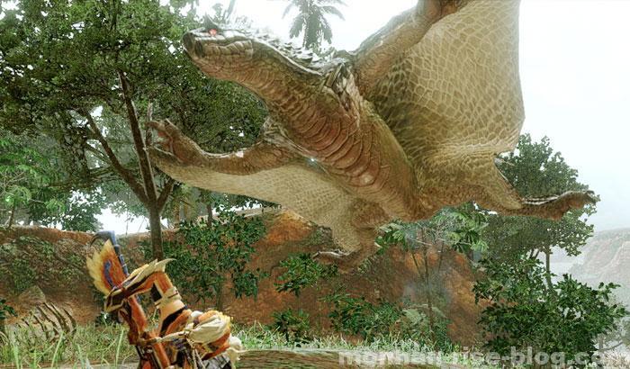飛雷竜「トビカガチ」:モンスターの種別