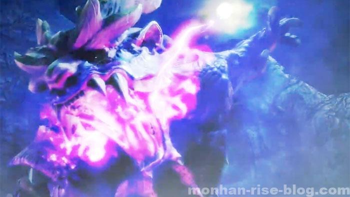 怨虎竜「マガイマガド」:モンスターの種別