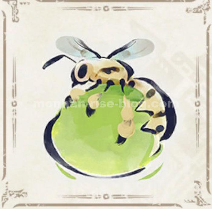 回復ミツムシ:RISE環境生物①