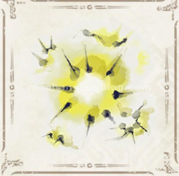 閃光羽虫:RISE環境生物①