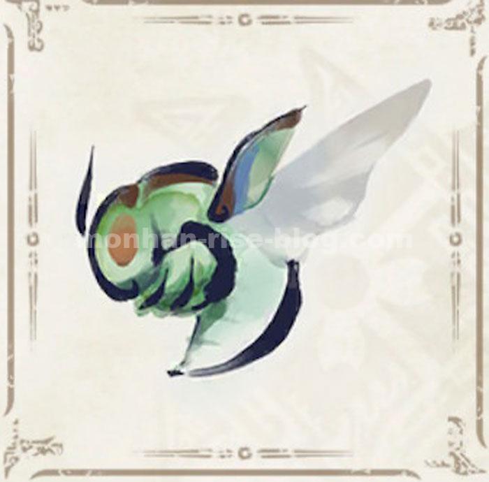 大翔蟲:RISE環境生物①